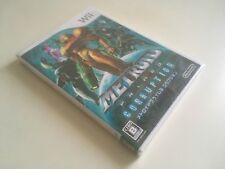 Metroid Prime 3 Corruption Nintendo Wii Japan