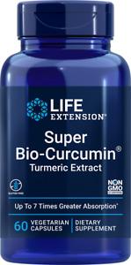 Life Extension Super Bio-Curcumin, 400 mg, 60 capsules