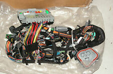Vauxhall Zafira A Wiring Harness (Ident 9BW) Part Number 93175144 Genuine Part