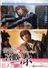 Flying Boys DVD Kim Min Jung Yoon Kye Sang Korean NEW R3 Eng Sub