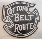 COTTON BELT ROUTE Railroad PATCH St Louis Southwestern Railway Company IRON ON