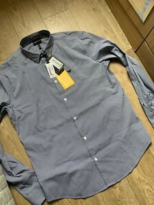 emporio armani Shirt Size Extra Large Mens Brand New Slim Fit
