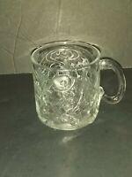 """Vintage McDonalds BATMAN FOREVER """"The Riddler"""" Glass Mug Cup 1995"""