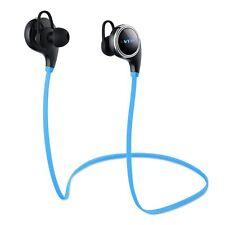 Wireless Bluetooth Stereo Headset Sport Headphone Earphone for Samsung iPhone