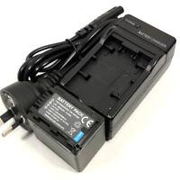 Charger +1x 3900mAh Battery For Panasonic VW-BC10E VW-VBT380 HC-V550 V750 V720G