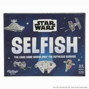 Selfish Star Wars Edition - Ridley's
