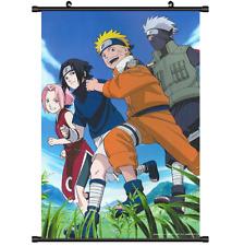 """Hot Japan Anime Naruto Sasuke Home Decor Poster Wall Scroll 8""""x12"""" Pp262"""