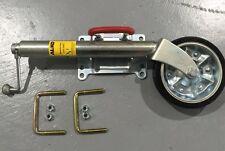 "ALKO Trailtech Jockey wheel 8"" with Swivel Bracket - genuine AL-KO"
