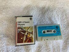 2001 a space odyssey soundtrack cassette vgc 1968