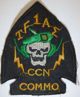 Black Ops - Patch - PSY OPS - USSF - Task Force 1 - LAOS - Vietnam War - 1426