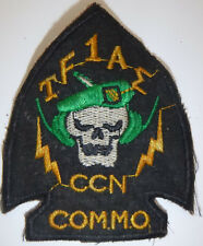 Black Ops - Patch - PSY OPS - USSF, Special Forces Task Force 1 - Vietnam War, L