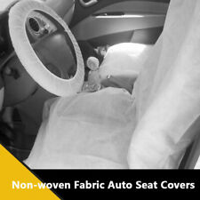 Waterproof Nonwoven Fabric Auto Chair Seat Cover Protector Removable Seat Cover,