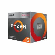 AMD Ryzen 5 3400G 4x 3.7GHz (Turbo 4,2GHz) So AM4 65 Watt Boxed mit Kühler