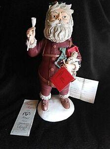 "12/"" Duncan Royale Russian Santa Figurine"