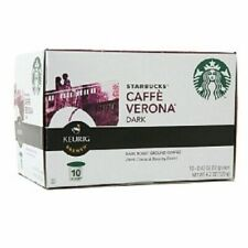Starbucks Caffe Verona Dark Keurig K-Cups