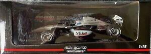 McLaren Mercedes MP4-16 1:18 Scale Model Mika Hakkinen #3 (Minichamps)