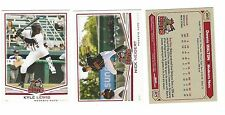 COMPLETE 2017 MODESTO NUTS TEAM SET MINOR LGE HIGH A SEATTLE MARINERS