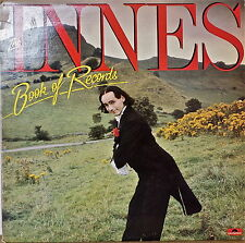 NEAL INNES (RIP)(BONZO DOG BAND): The Innes Book of Records-NM1979LP UK IMPORT