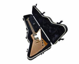 SKB 1SKB-63 Gibson Firebird/Explorer Point-Style Electric Guitar TSA Travel Case