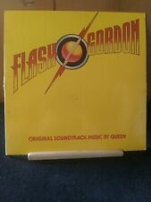 New listing flash gordon soundtrack lp by queen with insert