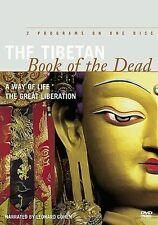 The Tibetan Book of the Dead DVD Leonard Cohen Wellspring NEW Free Shipping