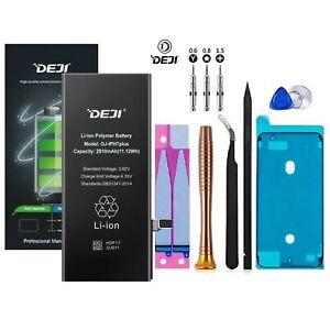 GENUINE DEJI® REPLACEMENT 2910mAh BATTERY FOR APPLE iPHONE 7 PLUS OEM + TOOL KIT