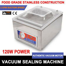 Dz 260c Automatic Vacuum Sealer Commercial Vacuum Sealing Packing Machine 120w