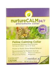 "Nurture Calm Phero Collar Feline 15"" Provides Superior Longer-Lasting Delivery"