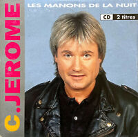 C. Jérôme ‎CD Single Les Manons De La Nuit - France (VG/VG)