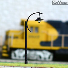 15 pcs HO / OO Model Lamppost LED made Lamp long life street light NO Hot #L609