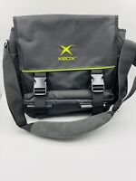 Official Original Microsoft XBOX Console Carrying Travel Case Black Storage Bag