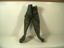 "night camo uniform pants 1/6 scale 12"" GI Joe 21st SOTW World Peacekeepers"
