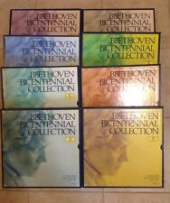 Beethoven Bicentennial Collection Vinyl Sets 1-8 Classical Record Collections