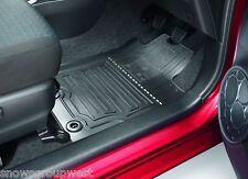Genuine Toyota Car Rubber Floor Mats New Yaris Hybrid 11> PZ49K-B0359-RJ OE Set