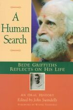 A HUMAN SEARCH Bede Griffiths reflects on his life Mystic NEW PAPERBACK BOOK 10