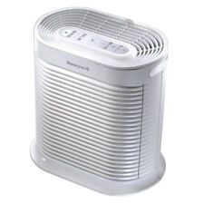 White Room Air Purifier 155SqFt Allergen Odor Remover HEPA Filter Home Office