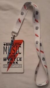 Bingley Music Live Festival Myrtle Park 2-4 September 2016 Guide.All Saints+