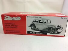 MIB Vintage Somerville Handcrafted1:43 Scale Die Cast 1937 Riley Kestrel