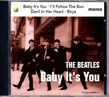BEATLES baby it's you CD Single USA BBC Sessions