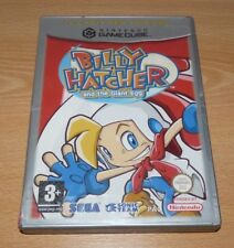 Jeu GameCube Nintendo -  Billy Hatcher and the Giant Egg - VF