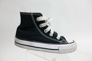 CONVERSE All-Star Chuck Taylor Black Sz 6C Toddler Shoes