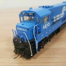 Korea Brass HO 1/87 Scale GE U25C U252025 Conrail #6810 DC only Model Train