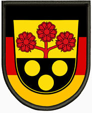 Wappen von Lenting,Pin, Aufbügler
