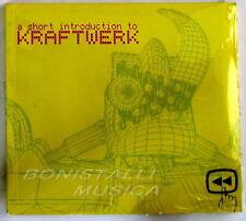 KRAFTWERK - A SHORT INTRODUCTION TO... - Rare Sampler CD Sealed