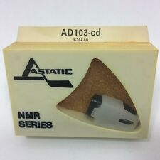 PHONOGRAPH NEEDLE ADC RSQ-34 IN ASTATIC PKG AD103-ED, NOS/NIB