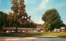 Roadside Postcard Medford Motel, Maggie Valley, North Carolina - circa 1960s