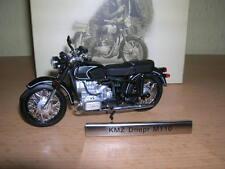 Atlas KMZ DNEPR MT10 / MT 10 negro negro RDA MOTO moped1:24 MOTO