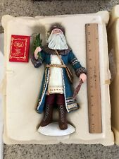 Vintage 1983 Duncan Royale Russian Santa Claus With Box Tag Le 10000