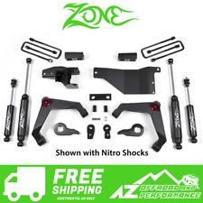"""Zone Offroad 3"""" Adventure Series UCA 01-10 Chevy GMC 2500 3500 SUV C31N/C32N"""