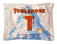 Toblerone Weiße Schokolade Minis 200 G